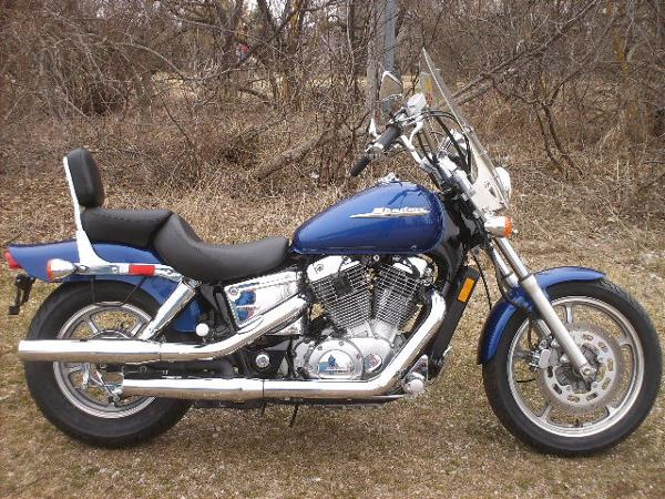 Honda VT1100C Shadow Spirit #2