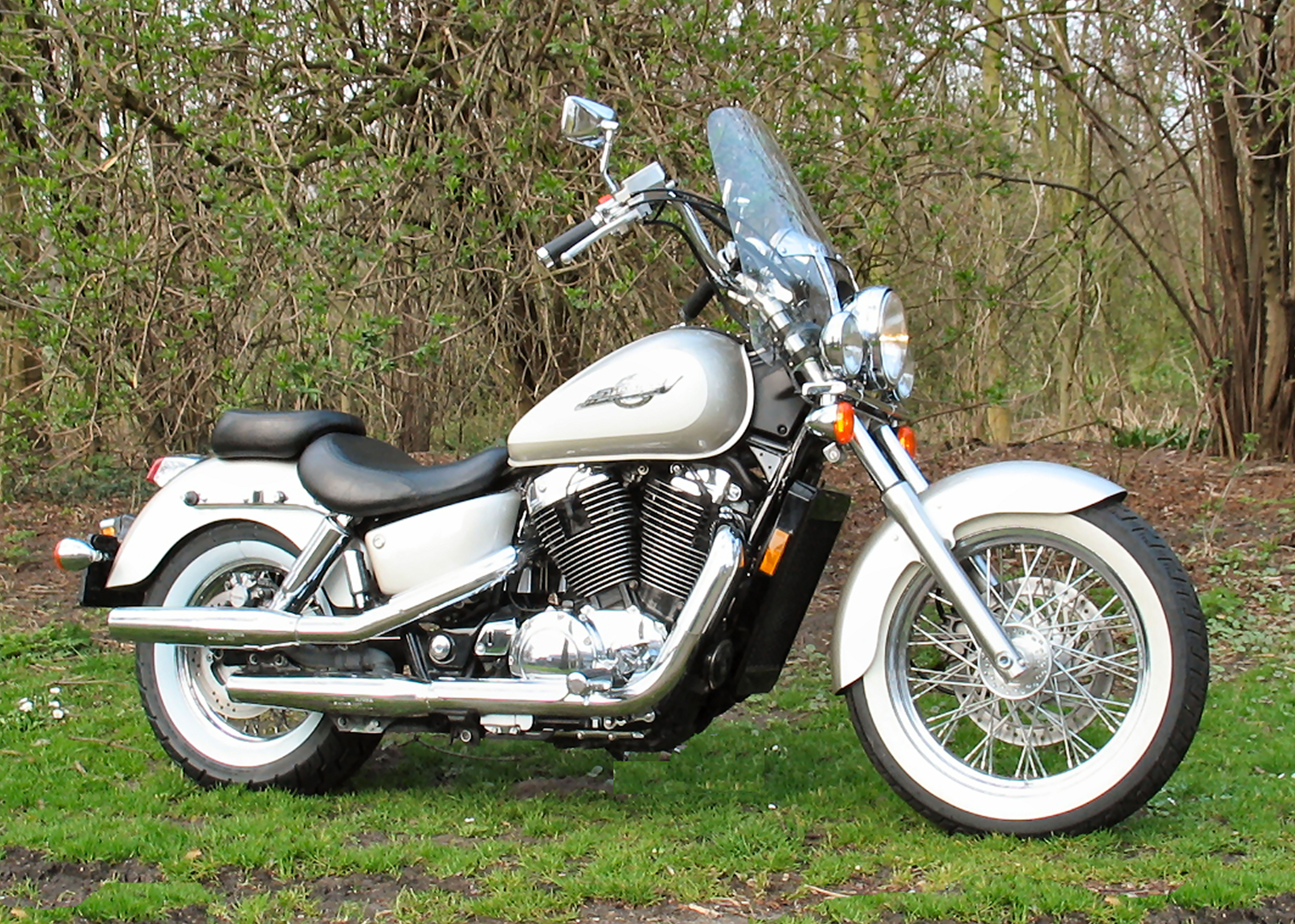 Honda VT1100C Shadow Spirit #3