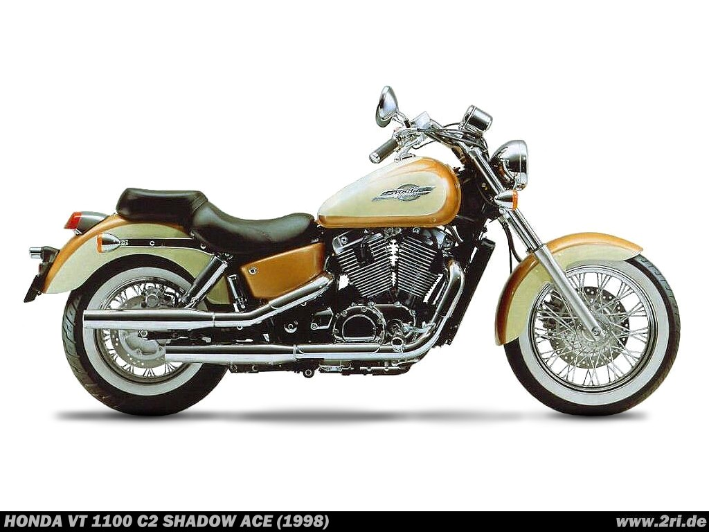 Honda VT1100C2 Shadow #2