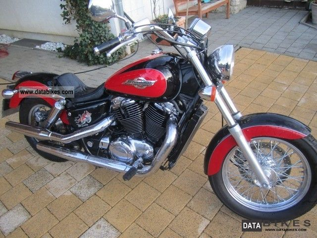 Honda VT1100C2 Shadow #5