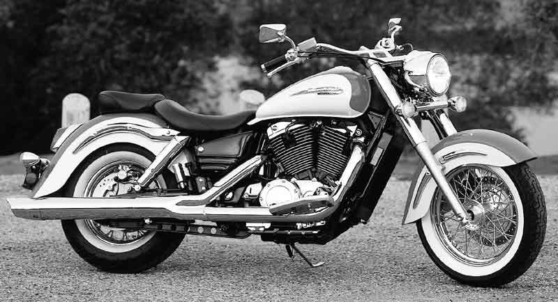 Honda VT1100C3 Shadow #4