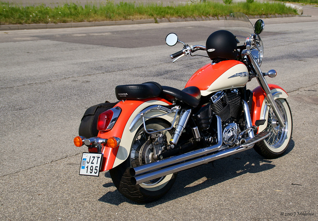 Honda VT1100C3 Shadow #6