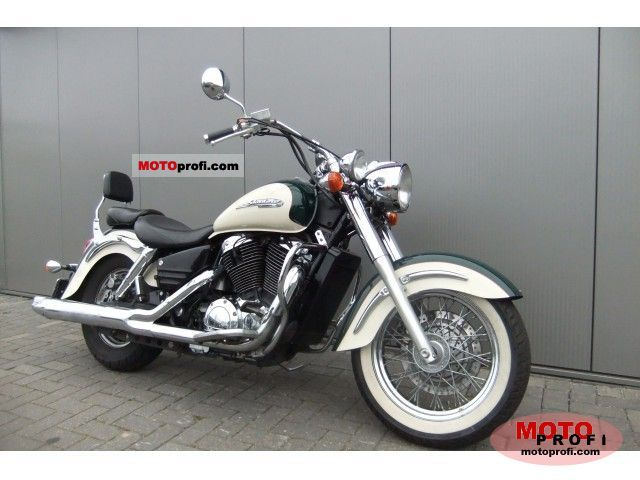 Honda VT1100C3 Shadow #7
