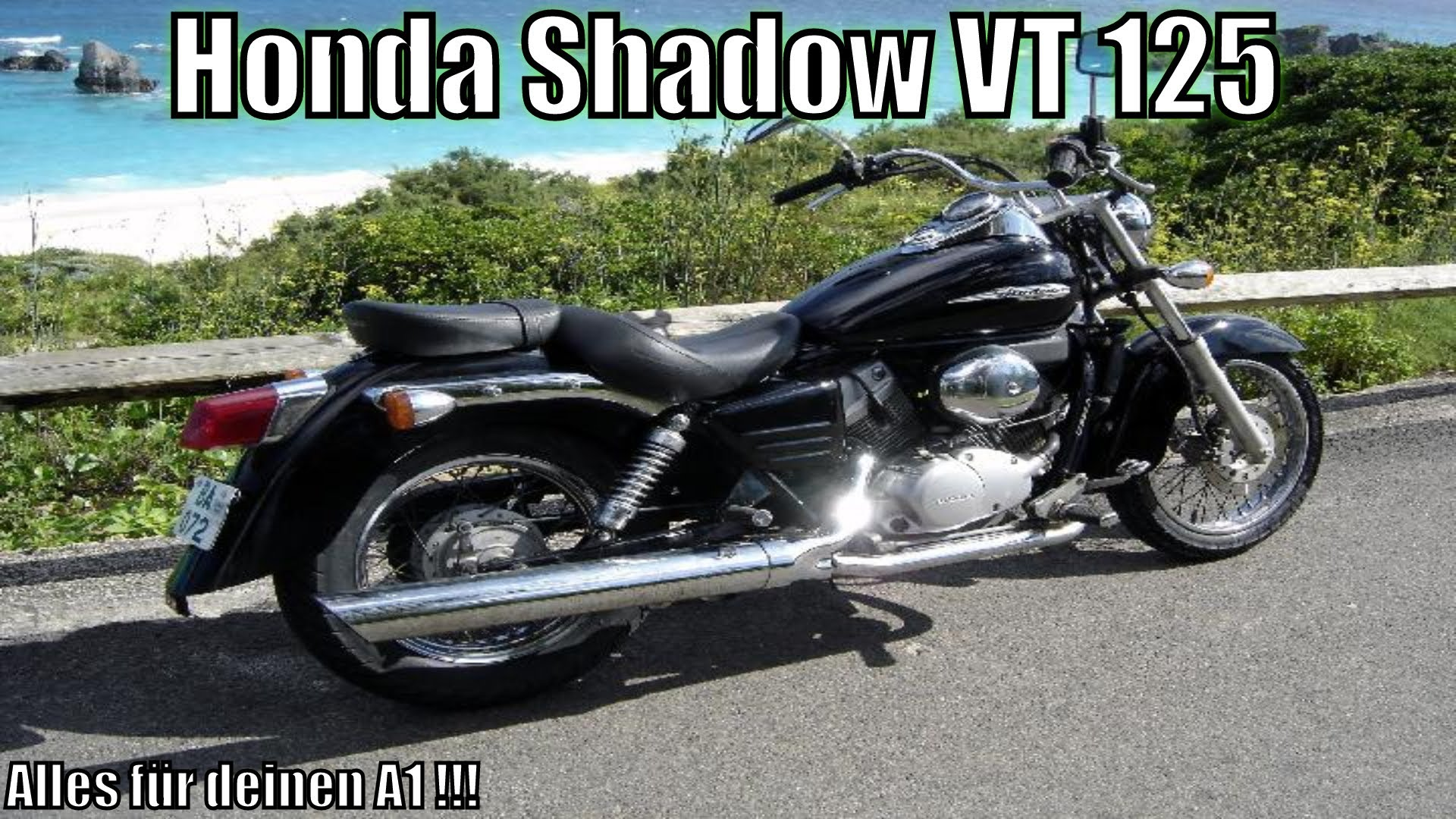 Honda VT125 Shadow 2003 #9