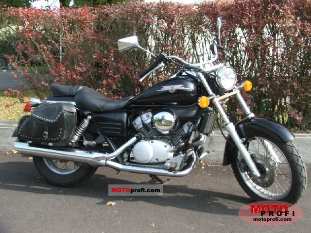 Honda VT125 Shadow 2003 #10