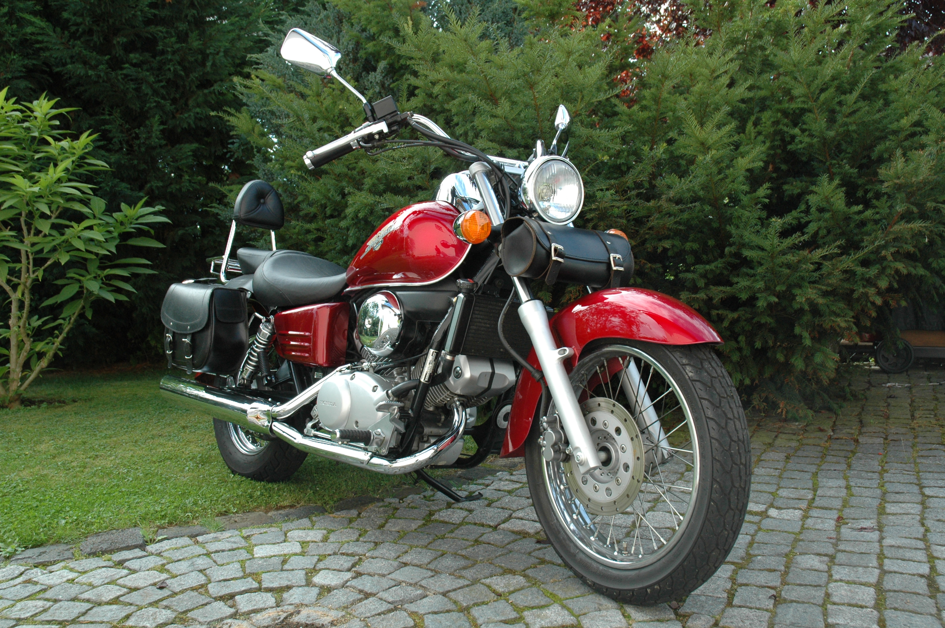 Honda VT125 Shadow 2003 #3
