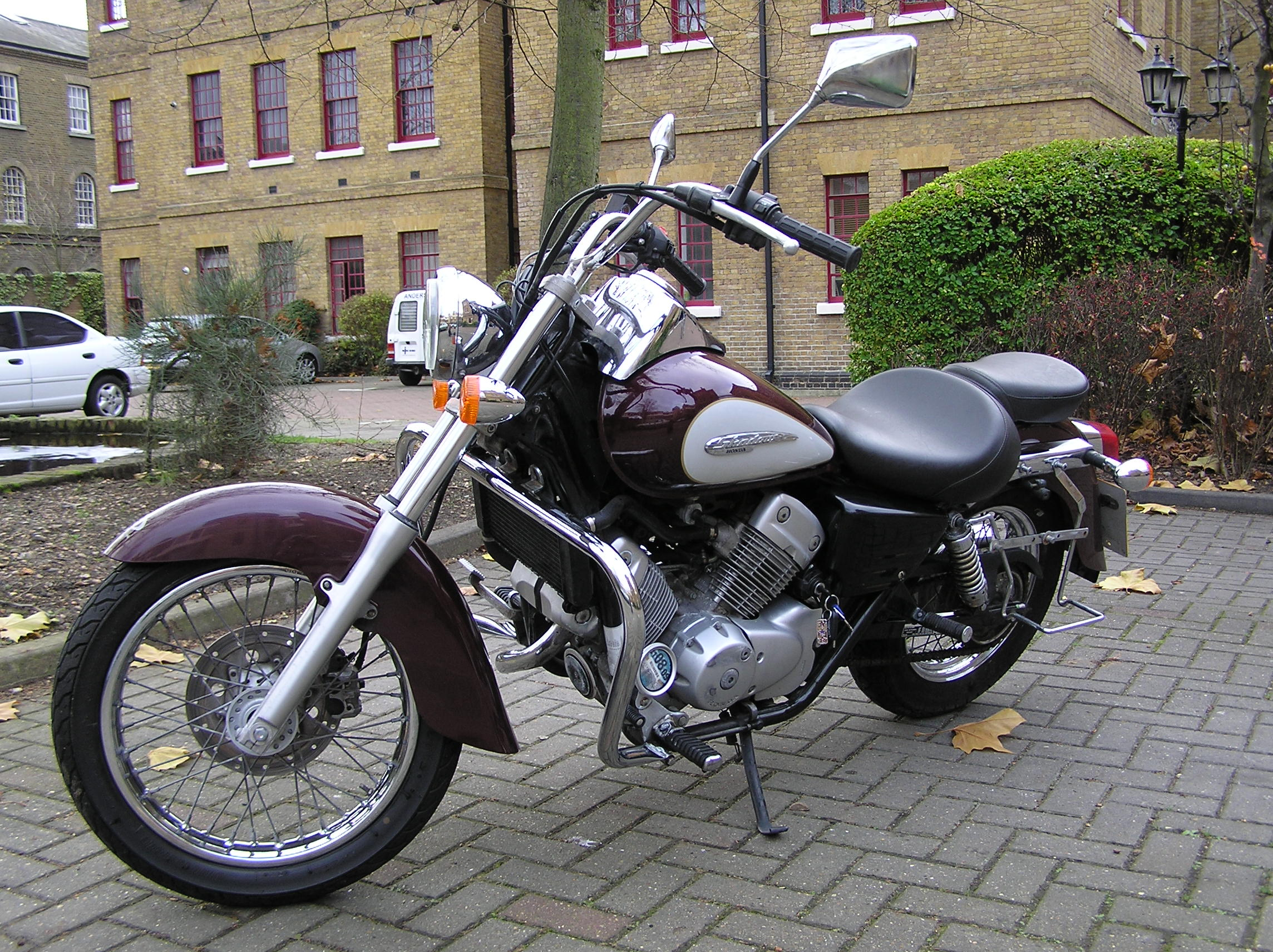 Honda VT125 Shadow 2003 #5