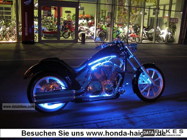 Honda VT1300CR ABS 2011 #6