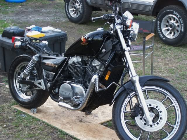 86 honda shadow bobber pictures to pin on pinterest