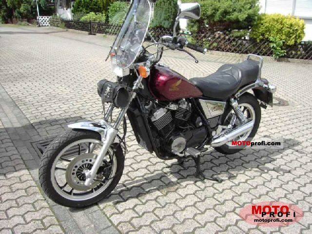 Honda VT500E (reduced effect) 1987 #13