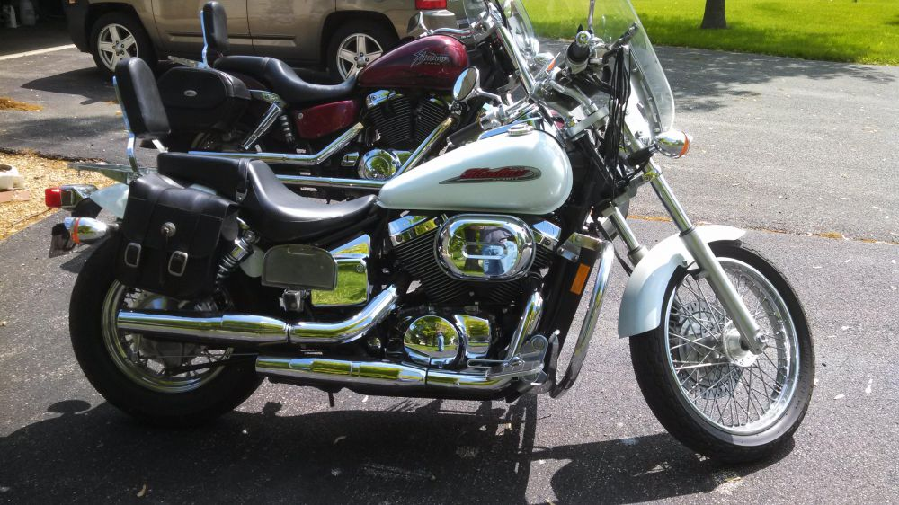 Honda VT750C2 Shadow 2001 #9