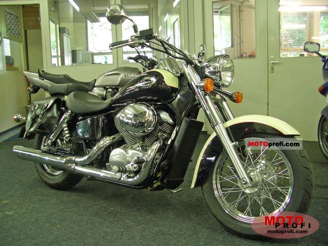 Honda VT750C2 Shadow 2001 #8