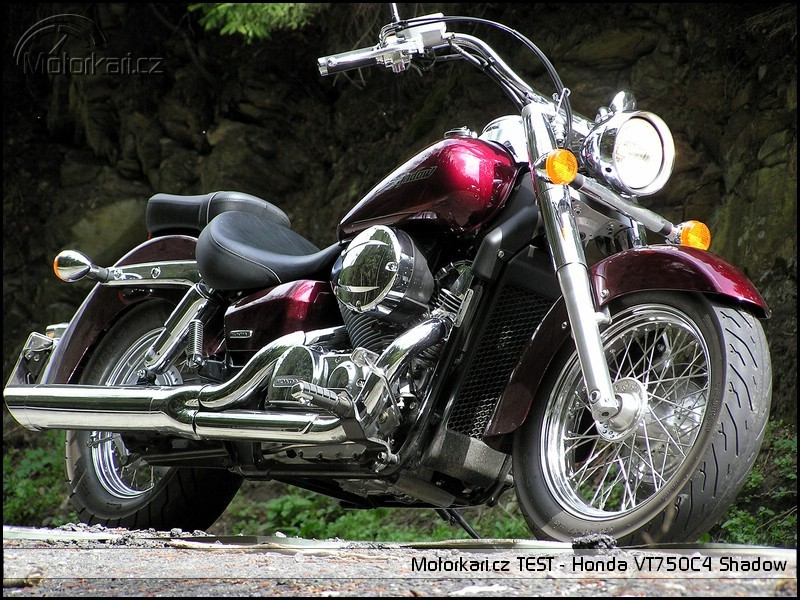 Honda VT750C4 Shadow 2006 #10