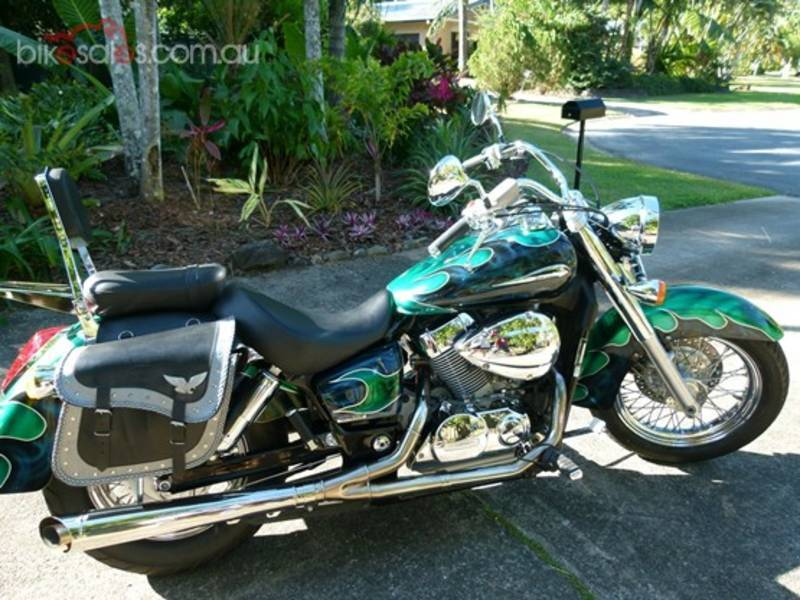 Honda VT750C4 Shadow 2006 #7