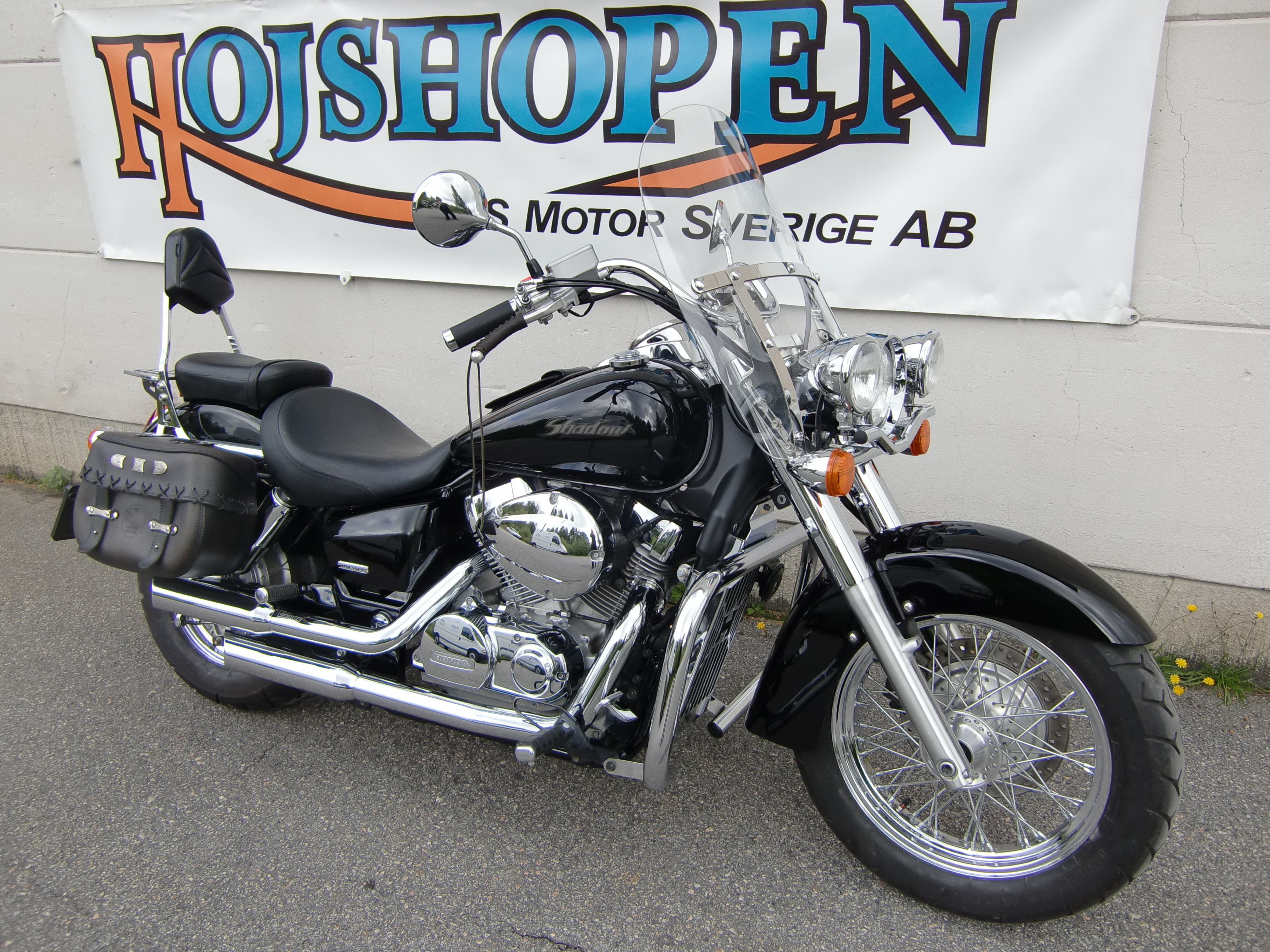 Honda VT750C4 Shadow 2006 #9