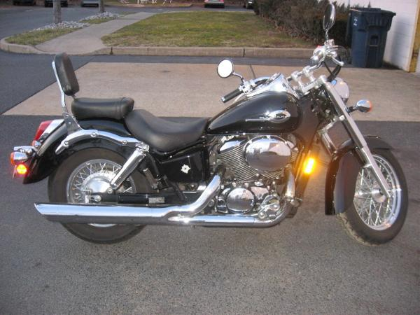 Honda VT750CD Shadow A.C.E. Deluxe 2002 #12