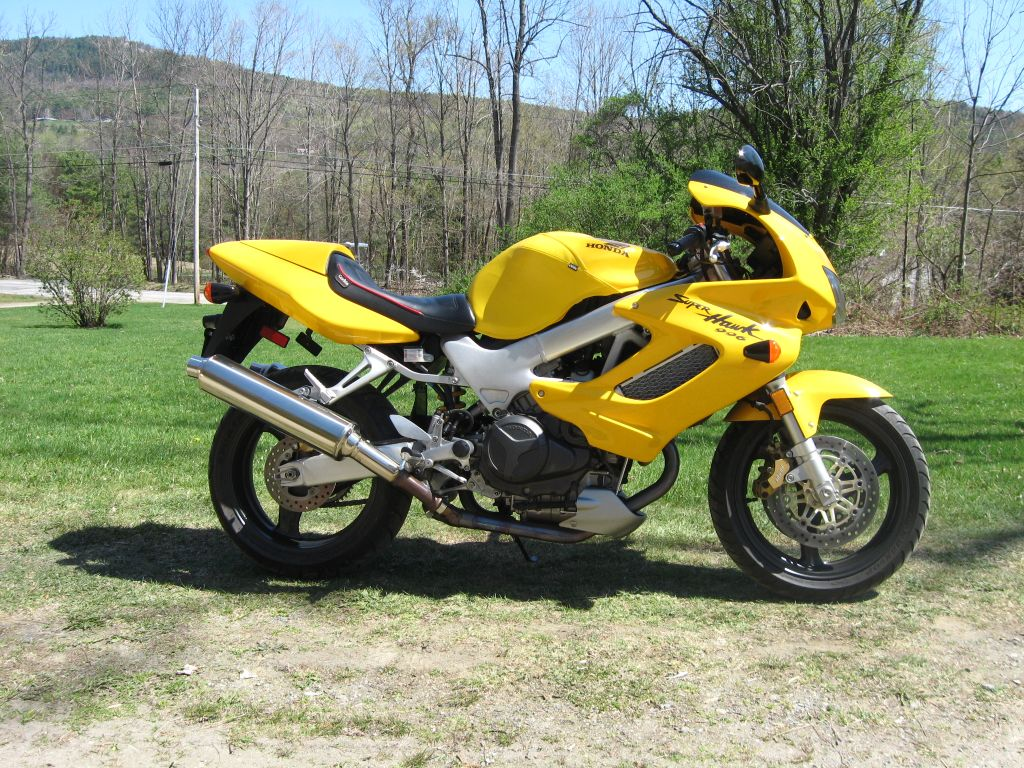 Honda VTR1000F Firestorm / Super Hawk 2002 #7