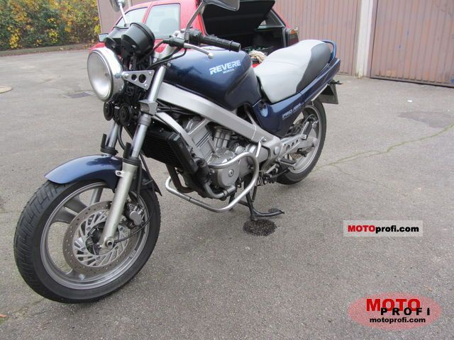 Honda XBR500 (reduced effect) 1990 #3