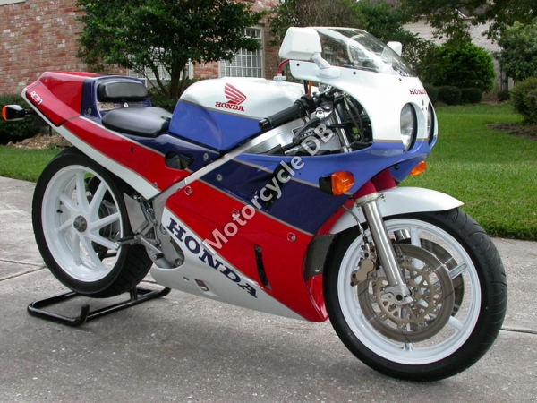 Honda XBR500 (reduced effect) 1990 #7