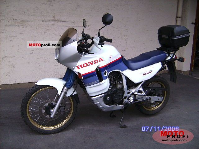 Honda XL600V Transalp (reduced effect) 1990 #1