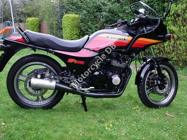 Honda XLV750R (reduced effect) 1984 #13