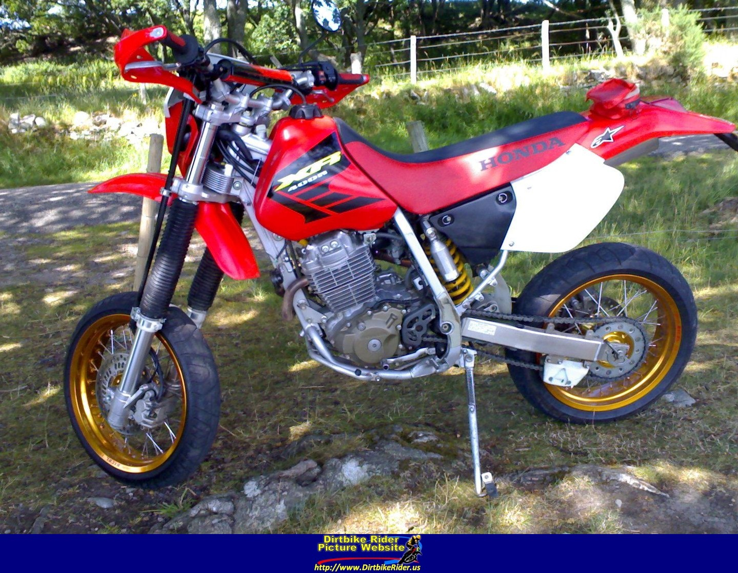 2002 honda xr400r moto zombdrive com. Black Bedroom Furniture Sets. Home Design Ideas