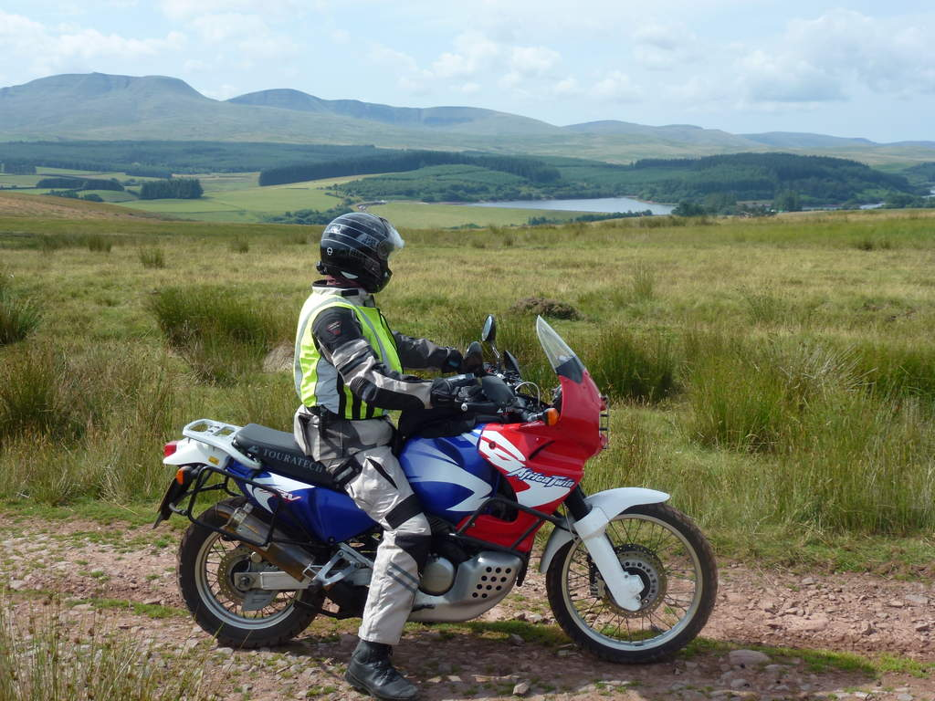 Honda XRV750 Africa Twin (reduced effect) #11