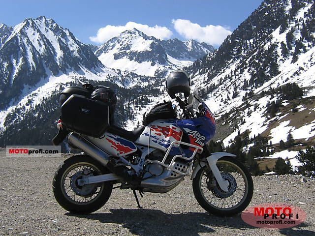 Honda XRV750 Africa Twin (reduced effect) #12