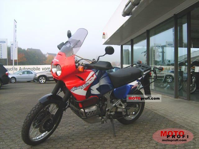 Honda XRV750 Africa Twin (reduced effect) 1990 #2