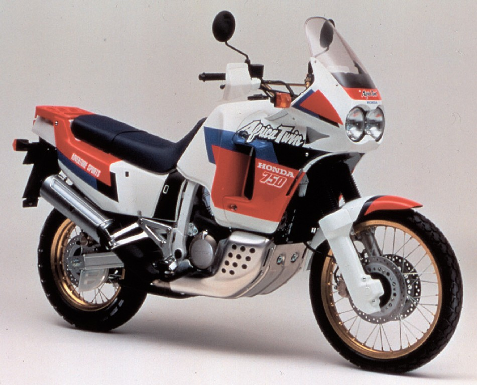 Honda XRV750 Africa Twin (reduced effect) 1990 #7