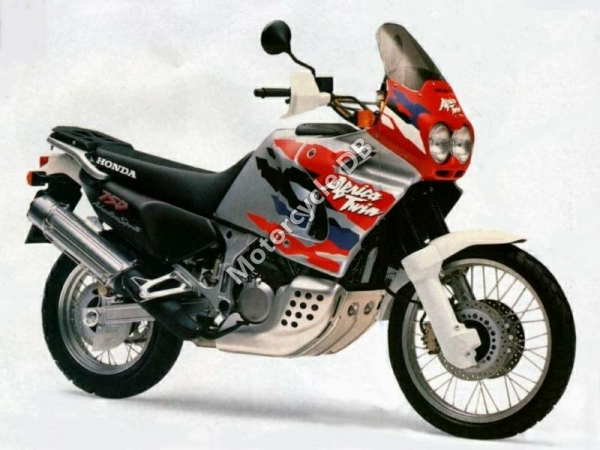 Honda XRV750 Africa Twin (reduced effect) 1990 #8