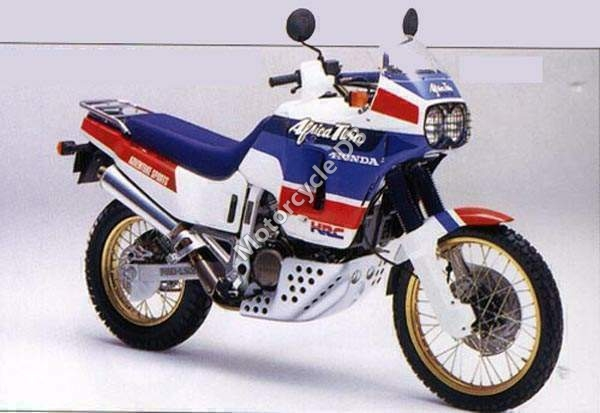 Honda XRV750 Africa Twin (reduced effect) 1991 #2