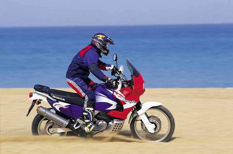 Honda XRV750 Africa Twin (reduced effect) 1991 #7