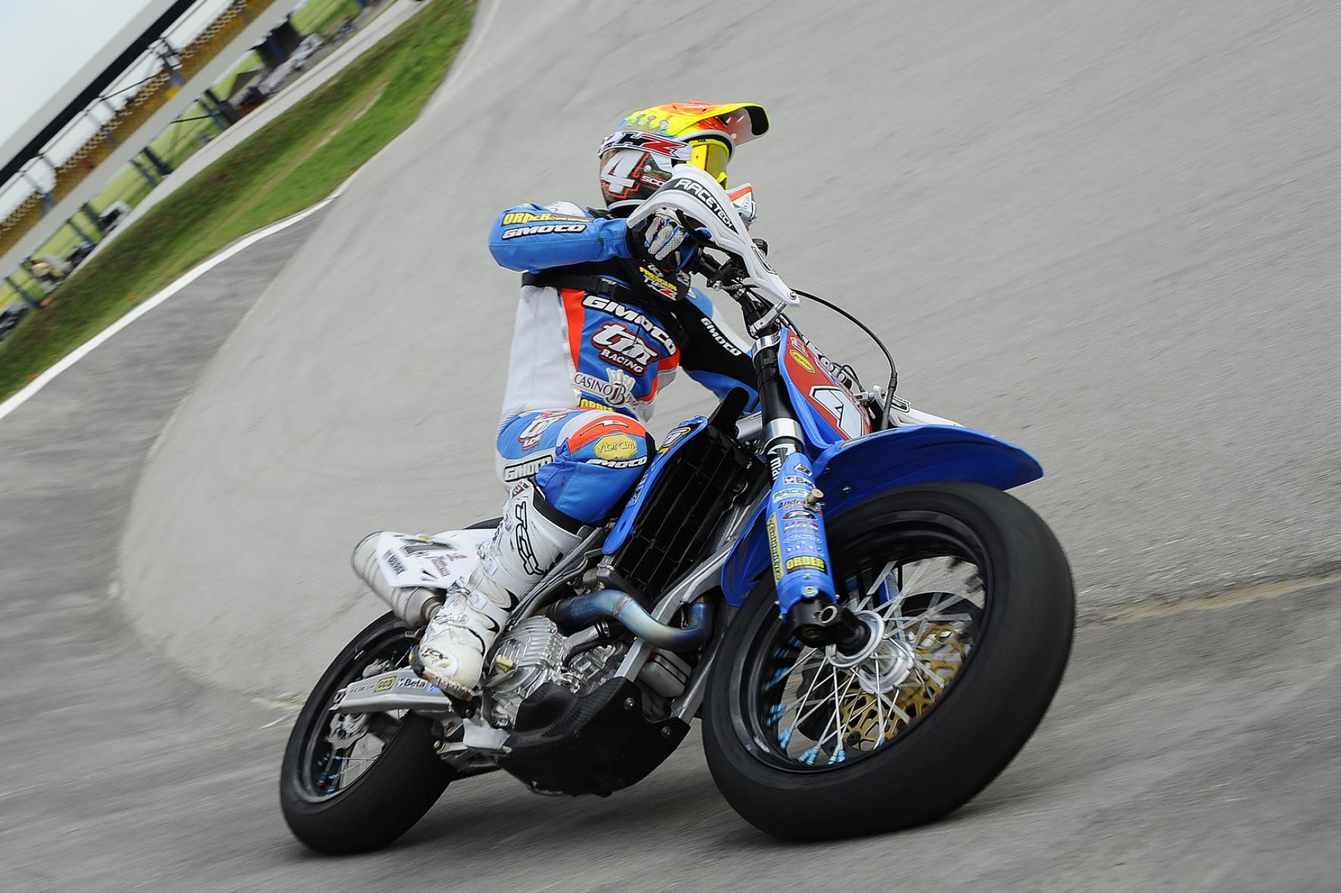 Husaberg Super motard #10