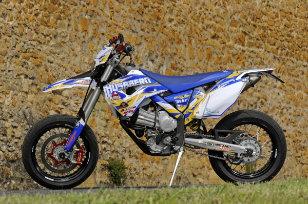 Husaberg Super motard #11