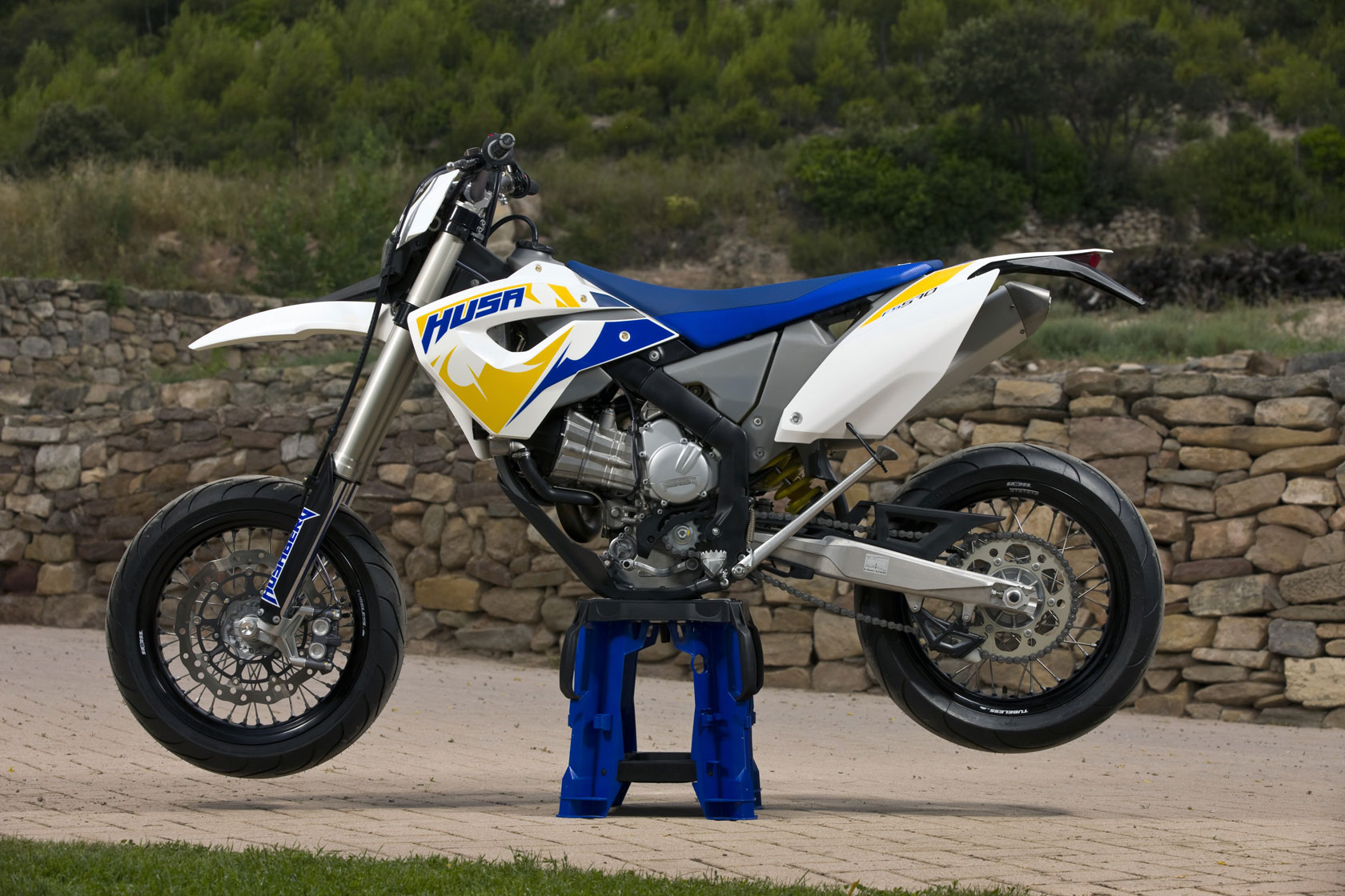 Husaberg Super motard #13