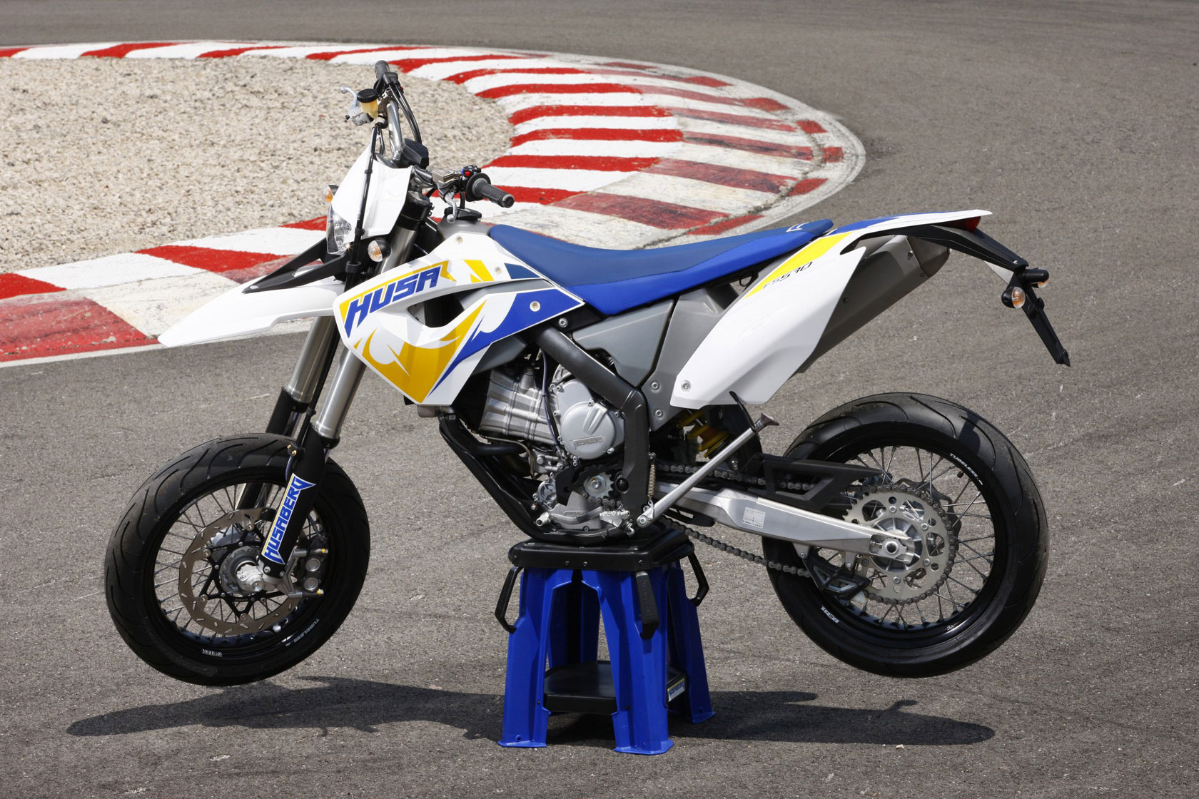 Husaberg Super motard #2