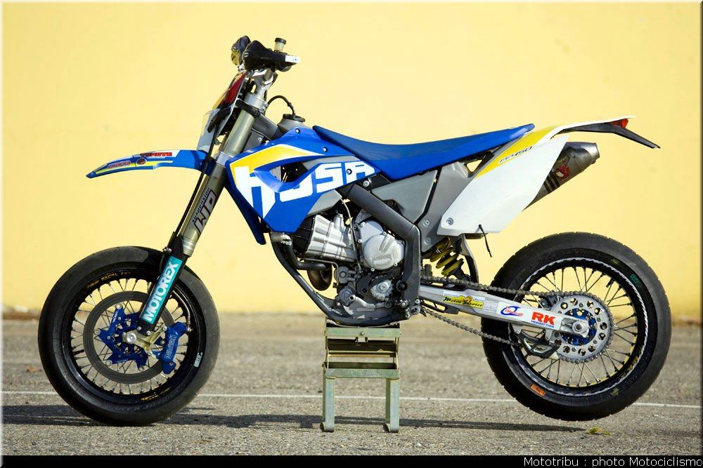 Husaberg Super motard #3