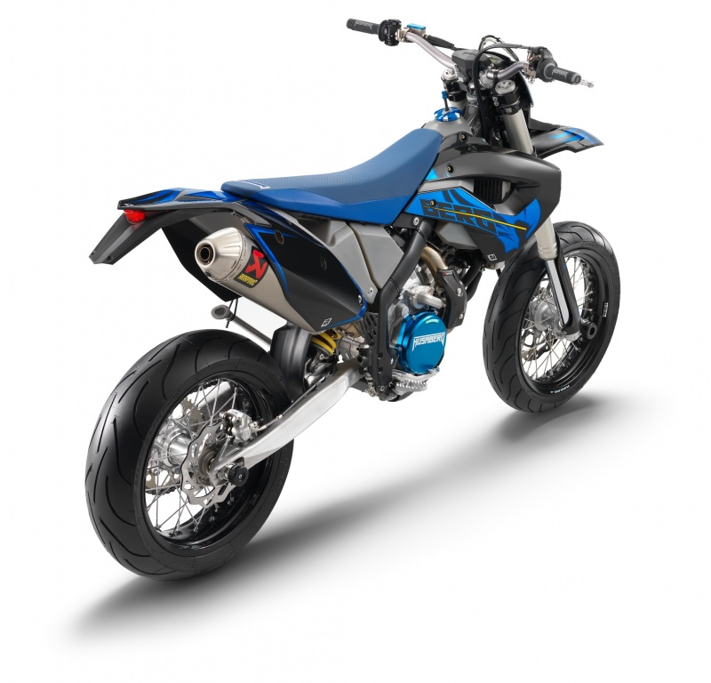 Husaberg Super motard #9