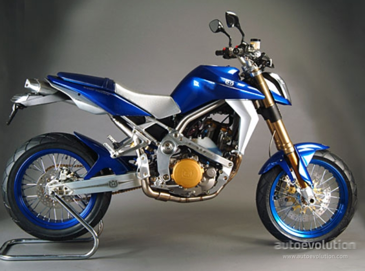 Husqvarna Super motard #10