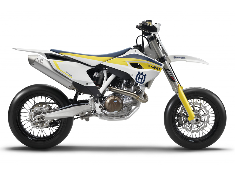 Husqvarna Super motard #12