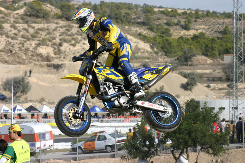 Husqvarna Super motard #6