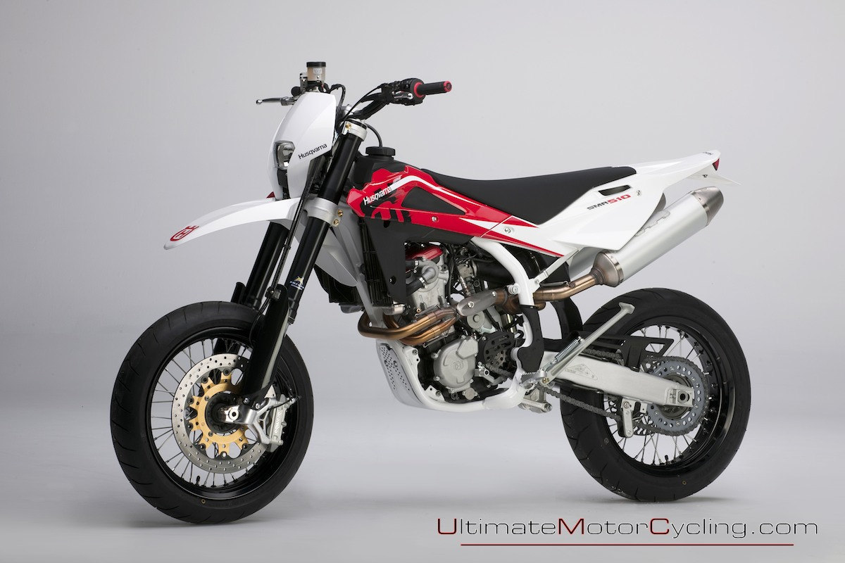 Husqvarna Super motard #8