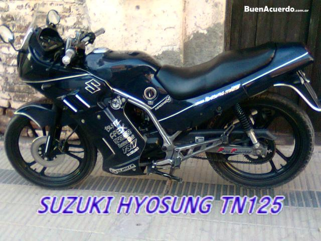Hyosung GF 125 Speed #13