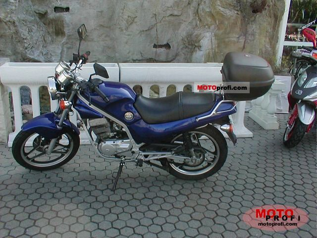 Hyosung GF 125 Speed #4