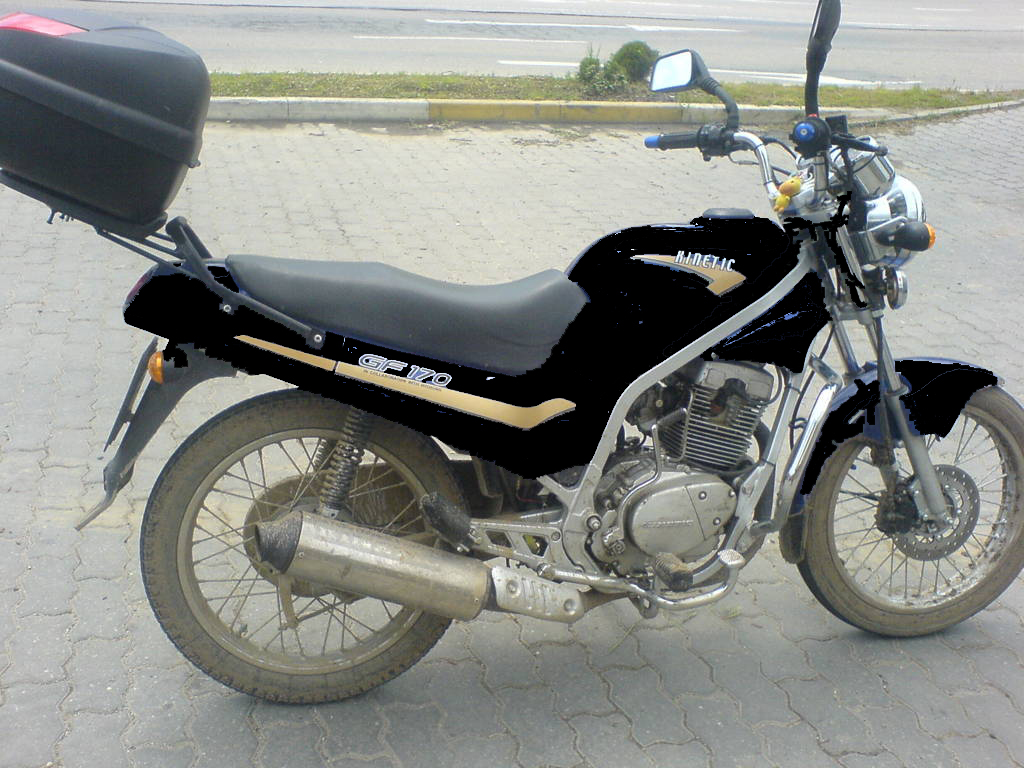 Hyosung GF 125 Speed #5