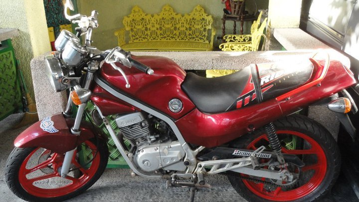Hyosung GF 125 Speed #6