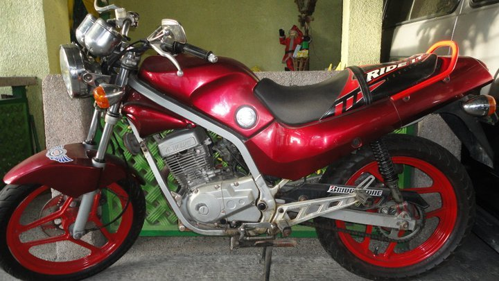 Hyosung GF 125 Speed #7