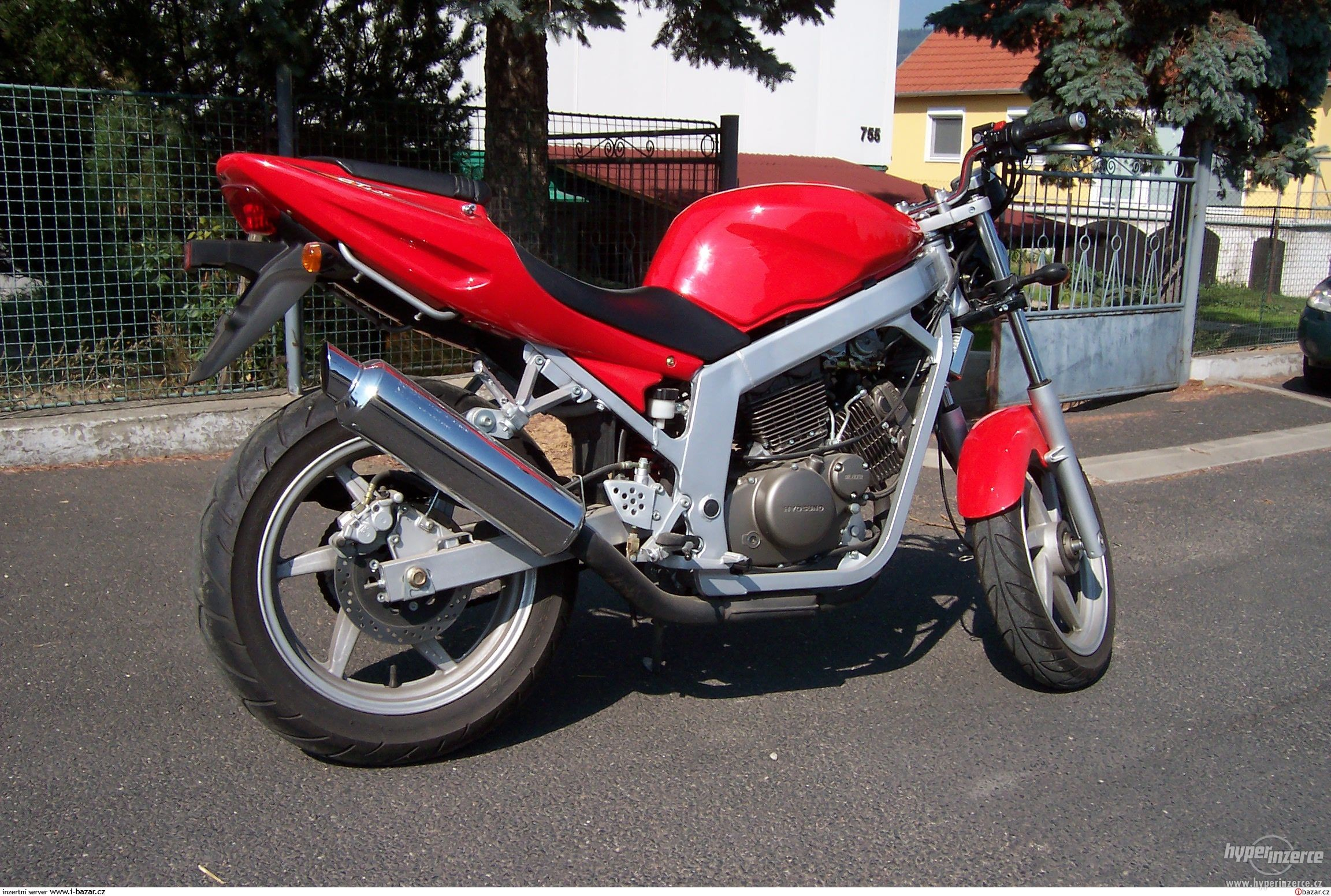 2005 HYOSUNG GT 250 COMET   Picture 599324