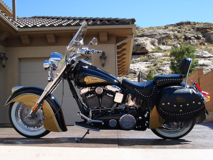 Indian Chief 2001 #6
